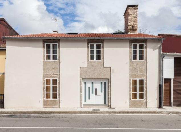 Reforma y ampliación de vivienda unifamiliar Ponte do Sar.