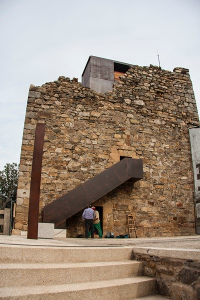 Torre O Castro. O Barco de Valdeorras
