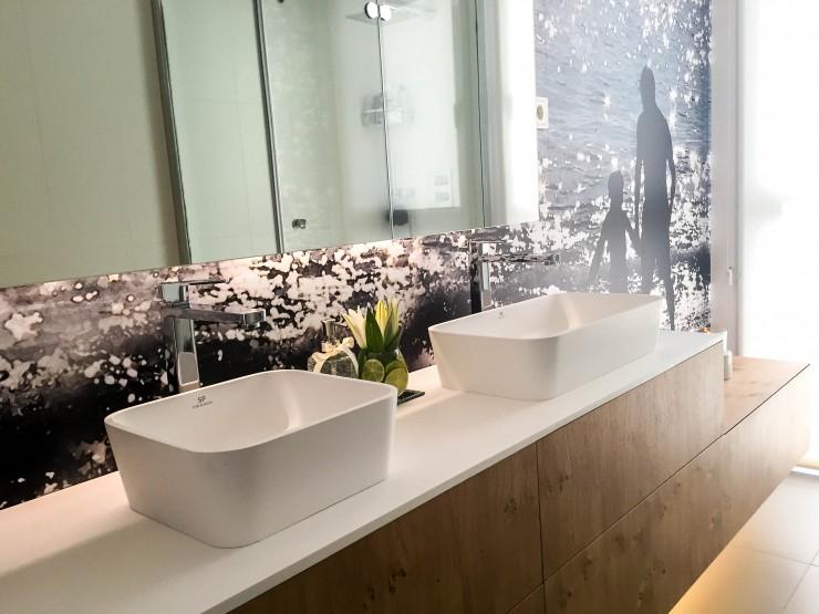 Decoración o Reforma de cuarto de baño.   floa arquitectura